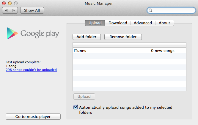 Music Manager